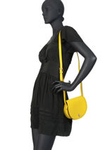 Crossbody Bag Sellier Miniprix Yellow sellier BV20013-vue-porte