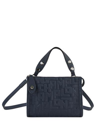 Longchamp La voyageuse lgp Messenger bag Blue