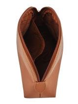 Longchamp Pochettes Marron-vue-porte