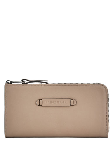 Longchamp Wallet Beige