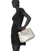 Handbag Akella Desigual Black akella 20SAXP77-vue-porte
