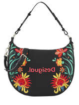 Shoulder Bag Adaggio Desigual Black adaggio 20SAXP85