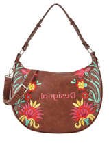 Shoulder Bag Adaggio Desigual Multicolor adaggio 20SAXP85