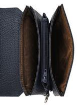 Wallet Original N Leather Nathan baume Brown original n 155N-vue-porte