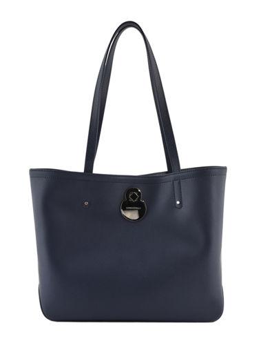 Longchamp Cavalcade Hobo bag Blue