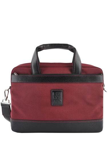 Longchamp Boxford Serviette Rouge