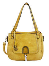 Shoulder Bag Adam Miniprix Yellow adam 88831