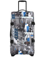 Softside Luggage Pbg Authentic Luggage Eastpak Multicolor pbg authentic luggage PBGK62L