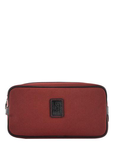 Longchamp Boxford Trousses de toilette Rouge