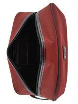 Longchamp Boxford Trousses de toilette Rouge-vue-porte