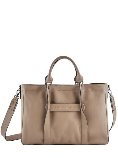 Longchamp Longchamp 3d Sacs porté main Beige