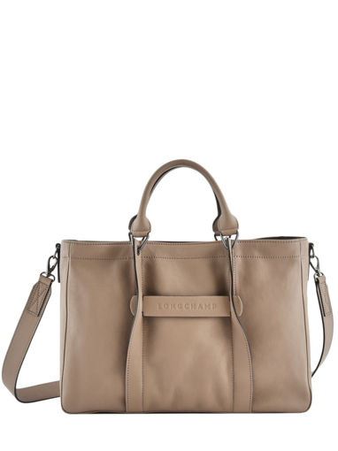 Longchamp Longchamp 3d Handbag Beige