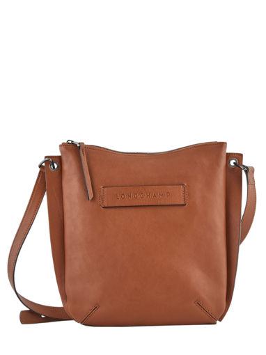 Longchamp Longchamp 3d Messenger bag Brown