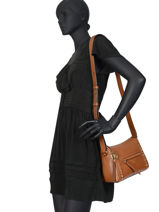 Crossbody Bag Carine Michael kors Brown carine S0GCCC7T-vue-porte