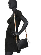 Crossbody Bag Tania Gianni chiarini Black tania BS7641-vue-porte