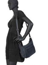 Crossbody Bag Classic Miniprix Blue classic Z83011-vue-porte