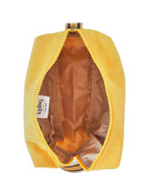 Toiletry Bag Parac Kipling Yellow basic I2887-vue-porte