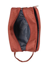 Trousse De Toilette Travel Rouge snow 12208TT2-vue-porte
