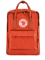 Sac à Dos Kånken 1 Compartiment Fjallraven Orange kanken 23510