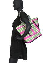 Limited Edition Le Cabas Tote Bag Vanessa bruno Black cabas 11V40414-vue-porte