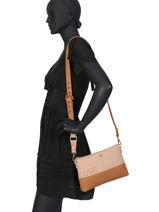 Crossbody Bag Love Yourself Desigual Black rapsody 20SAXPAD-vue-porte