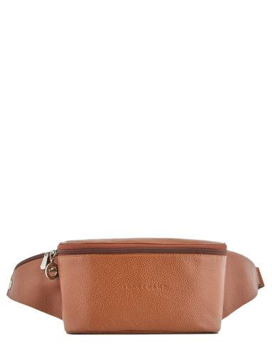 Longchamp Le foulonné Pouch bag Brown