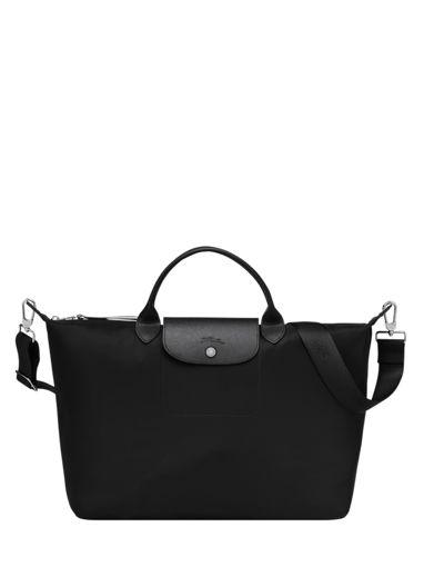 Longchamp Le pliage neo Handbag White