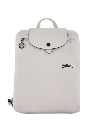 Longchamp Le pliage club Backpack Beige