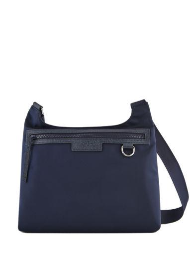 Longchamp Le pliage neo Sacs porté travers Bleu