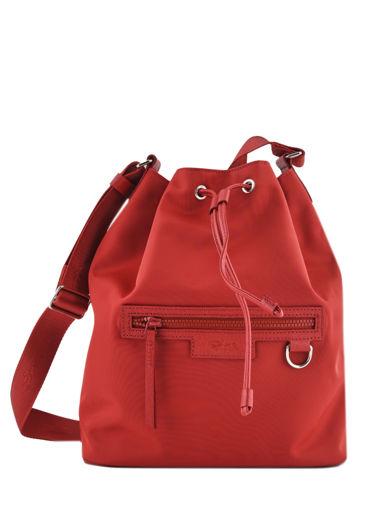 Longchamp Le pliage neo Hobo bag Red