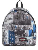 Backpack Padded Pak'r Eastpak Multicolor pbg authentic PBGK620