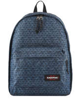 Backpack Out Of Office + 15'' Pc Eastpak Blue pbg authentic PBGK767