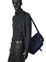 Crossbody Bag A4 Eastpak Blue pbg authentic PBGK60C-vue-porte