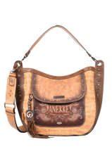 Shoulder Bag Arizona Anekke Brown arizona 30701111