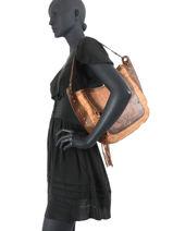 Shoulder Bag Arizona Anekke Brown arizona 30701111-vue-porte
