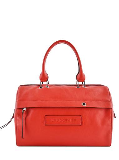 Longchamp Longchamp 3d Handbag Red