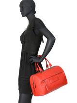 Longchamp Longchamp 3d Sacs porté main Rouge-vue-porte