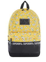Sac à Dos 1 Compartiment Superdry Jaune backpack woomen W9110016