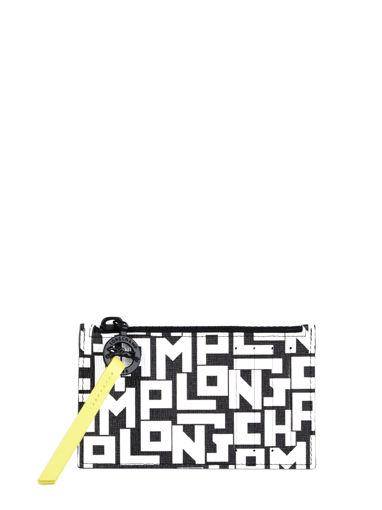 Longchamp Le pliage lgp Porte-monnaie Noir