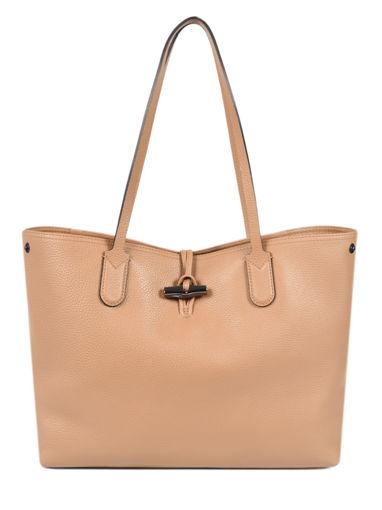 Longchamp Roseau essential Hobo bag Beige