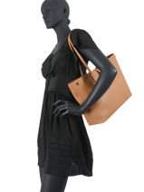 Longchamp Roseau essential Hobo bag Beige-vue-porte