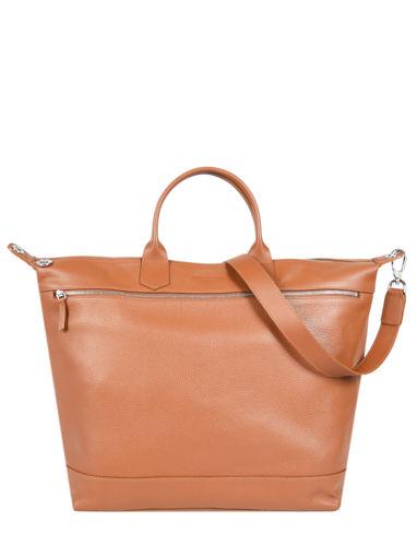 Longchamp Le foulonné Travel bag Brown