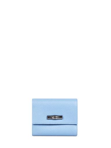 Longchamp Roseau essential Portefeuilles Noir