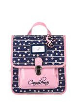 Backpack Cameleon Blue retro RET-SD30