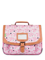 Satchel 1 Compartment Tann