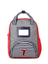 Backpack Mini Tann's Multicolor les chines 20-61131