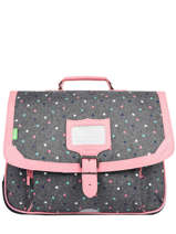 Satchel 2 Compartments Tann