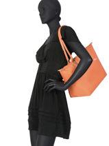 Longchamp Le pliage club Besaces Noir-vue-porte