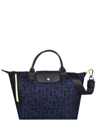 Longchamp Le pliage lgp Handbag Black