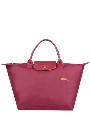 Longchamp Le pliage club Handbag Red